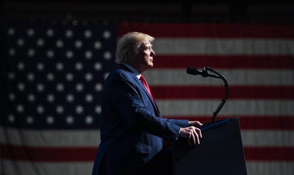 Trump/ White House Flckr