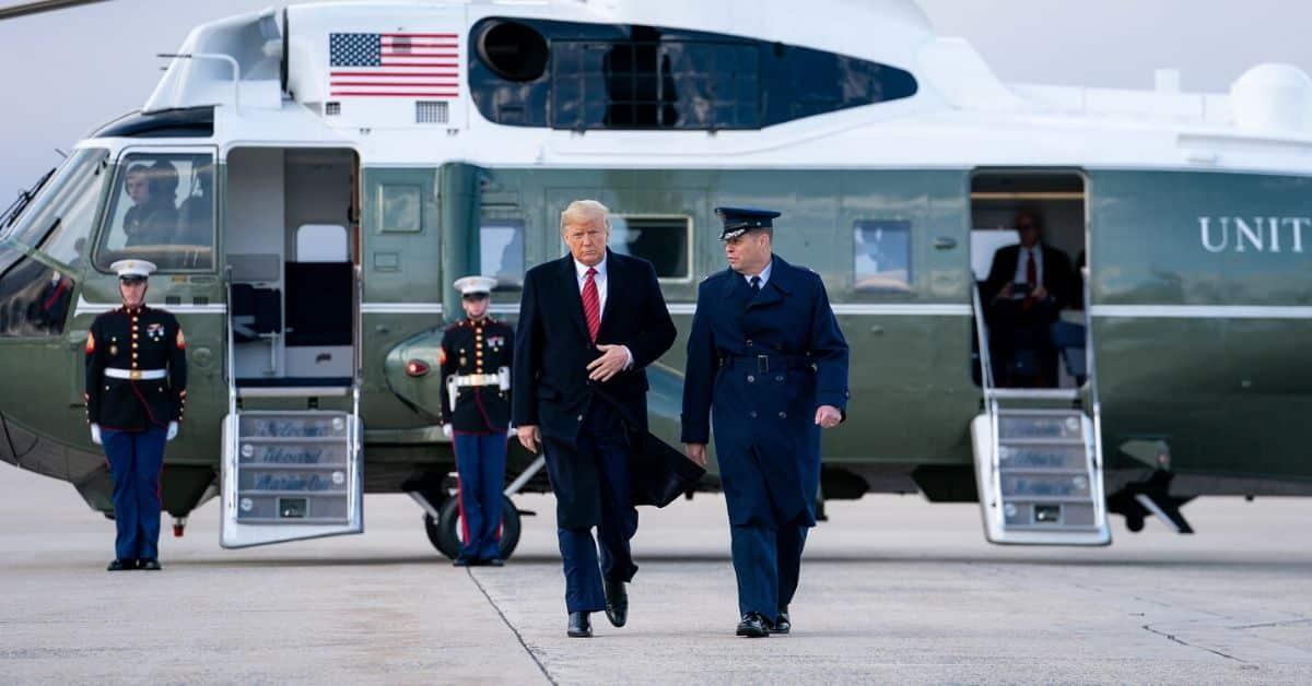 Trump White House Flickr